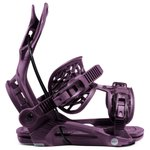Flow Snowboard Binding Mayon Berry Overview