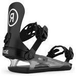 Ride Fix Snowboard CL-4 2021 Black Présentation