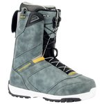 Nitro Boots Anthem Tls Charcoal Overview