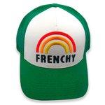 French Disorder Berretto Trucker Cap Frenchy Green Presentazione