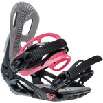 Roxy Snowboard Binding Classic Black Overview