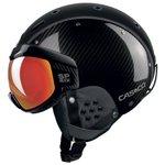Casco Visor helmet Sp-6 Visor Limited Carbon Black Overview
