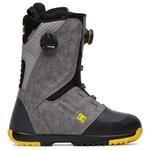 DC Boots Control Boa Frost Grey Overview