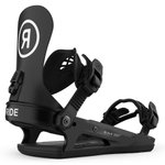 Ride Snowboard Binding Cl-2 Black Overview