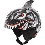 Giro Casco Launch Plus Black Grey Tiger Shark Presentación
