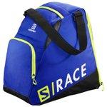Salomon Housse chaussures Extend Gearbag Race Blue Neon Yellow Scfl  Présentation