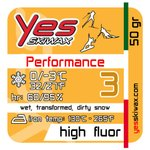 Yes Skiwax Nordic Glide wax Performance 3 50gr Overview