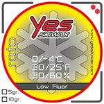 Yes Skiwax Roto Wax Roto Lf Yellow 10gr General View