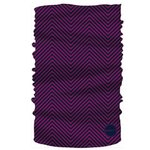 Cairn Neck warmer MALAWI TUBE TUBE CRANBERRY ZIGZAG Overview