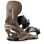 Jones Snowboard Binding Mercury Natural Overview