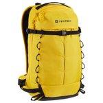 Burton Sac à dos Sidehill Pack 18L Spectra Yellow Présentation