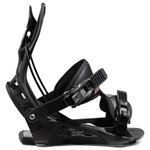 Flow Snowboard Binding Juno Black Overview