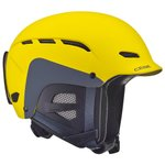 Cebe Helmet Dusk Junior Matt Yellow Overview