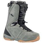 Nitro Boots Team Tls Charcoal Présentation