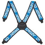 Oakley Braces FACTORY SUSPENDER NUCLEAR BLUE Overview
