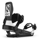 Ride Binding snow A-6 Classic Black Black Voorstelling