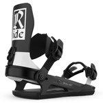 Ride Fix Snowboard C-6 Classic Black Présentation