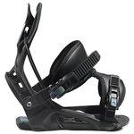 Flow Fijaciones snowboard Nexus Black Presentación