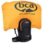 BCA Airbag Float 22 Black Black - Orange Overview
