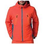 Rossignol Ski Jacket Fonction Lava Orange Overview