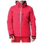 Rossignol Ski Jacket Aile Sports Red Overview