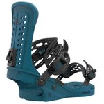 Union Snowboard Binding FORCE Sea Blue Overview