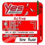 Yes Skiwax Nordic Glide Wax Active 7 50gr General View