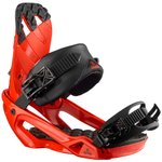 Salomon Snowboardbindung Rhythm Red Präsentation