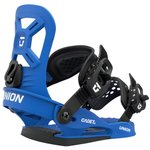 Union Snowboard Binding YOUTH CADET Royal Blue Overview