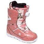 DC Boots Search Boa Rose Présentation