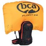 BCA Airbag Float 12 Black Black - Red Overview