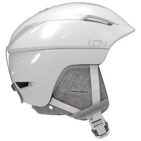 Salomon Quest Access W Women's SnowboardSki Helmet, M White