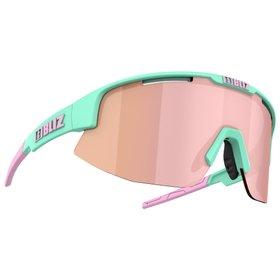 Daisan Skibrille Langlauf Touren Ski Sonnenbrille mit Band und Windschutz