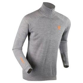 Björn Daehlie Femmes fonction shirt Midlayer seamless longs ski pull