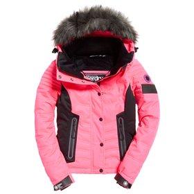 nouveau produit 0807d 9c7fc Blouson ski Superdry, veste de ski Superdry pas cher, veste ...