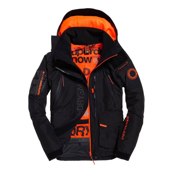 design intemporel 9bd5c 91573 Ultimate Snow Rescue Black